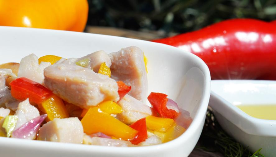 Cibalikapı Balıkçısı'nda Lakerda Salatası denediniz mi?